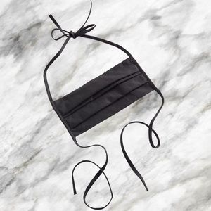 Urban Outfitters Solid Reusable Face Mask/NWT